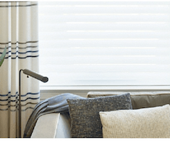 Wood Metal Vertical Blinds